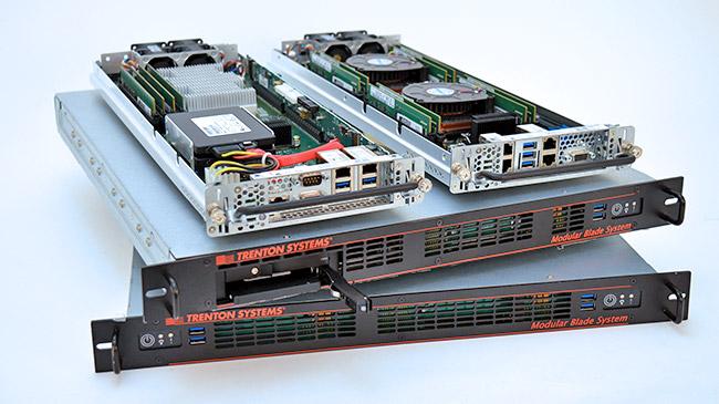 1000 Series Blade Servers a
