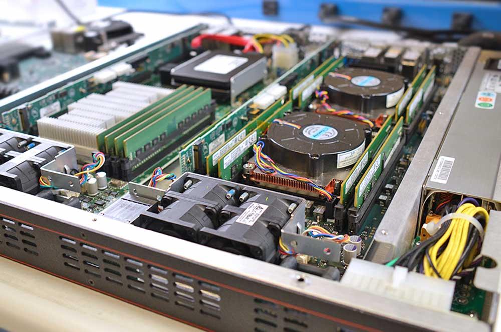 1U CPU Default Blade Server-1