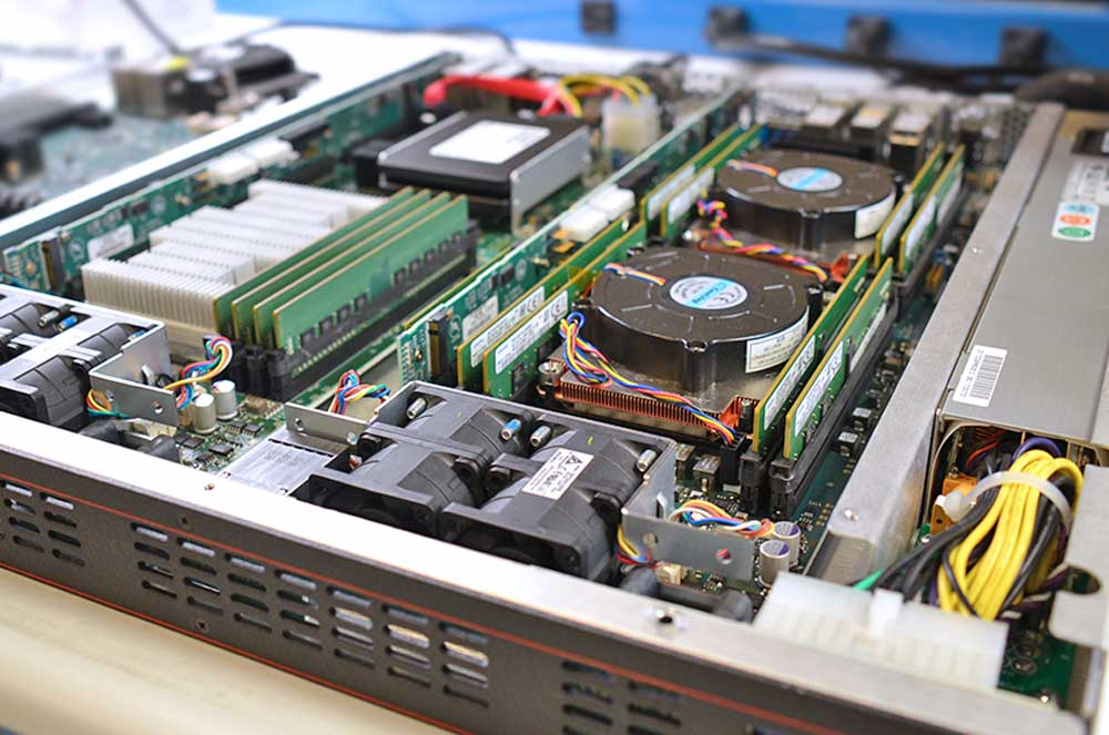 1U CPU Default Blade Server