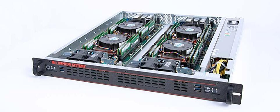 An edge server manufactured by Trenton Systems is the perfect deployment for your industry 4.0 or industrial internet of things (IIoT) applications