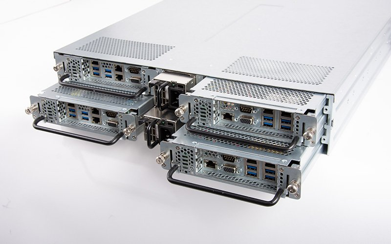 Industrial Servers | Rugged | Xeon® Scalable Processors | USA-Made