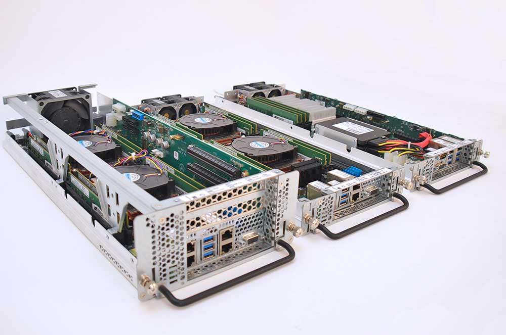 2U Blade Servers IOptions