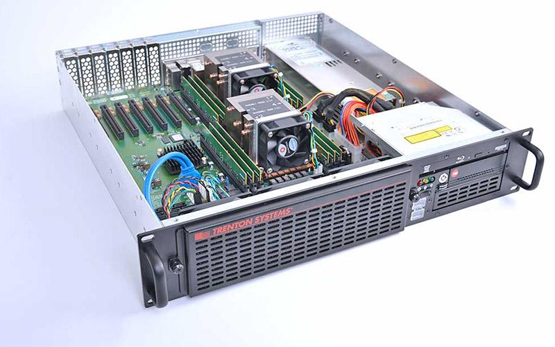 2U Rugged Server by Trenton Systems