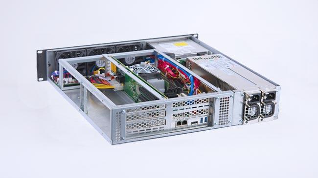 2U Rugged Servers Product Listing
