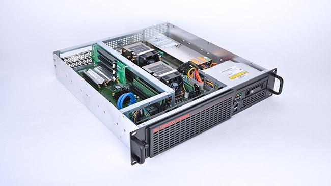 2U Rugged Servers