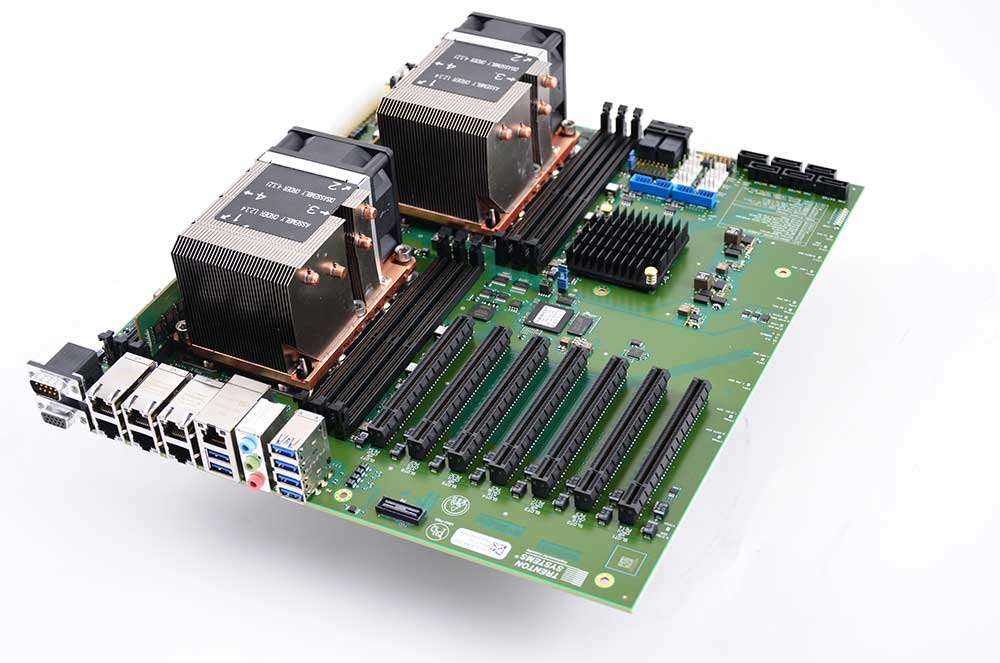 3U Servers CPU Default