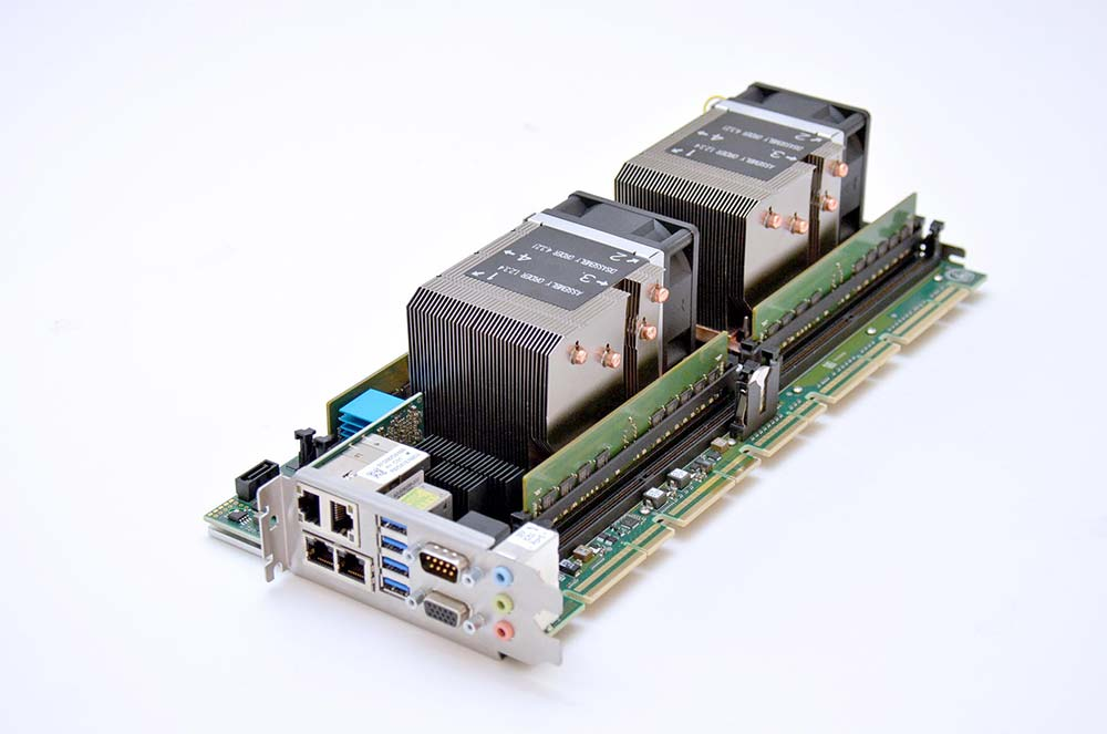 4U Rugged Servers Dual Intel Xeon SP CPUs