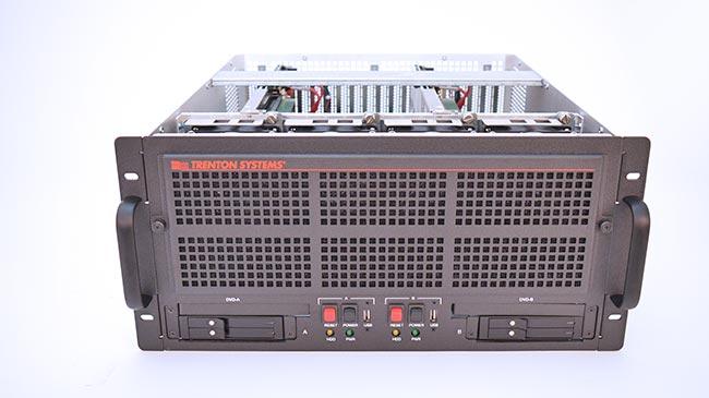 5U rugged rack server