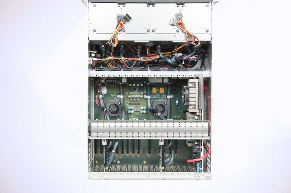 5U Rugged Storage PCIe Expansion Ready