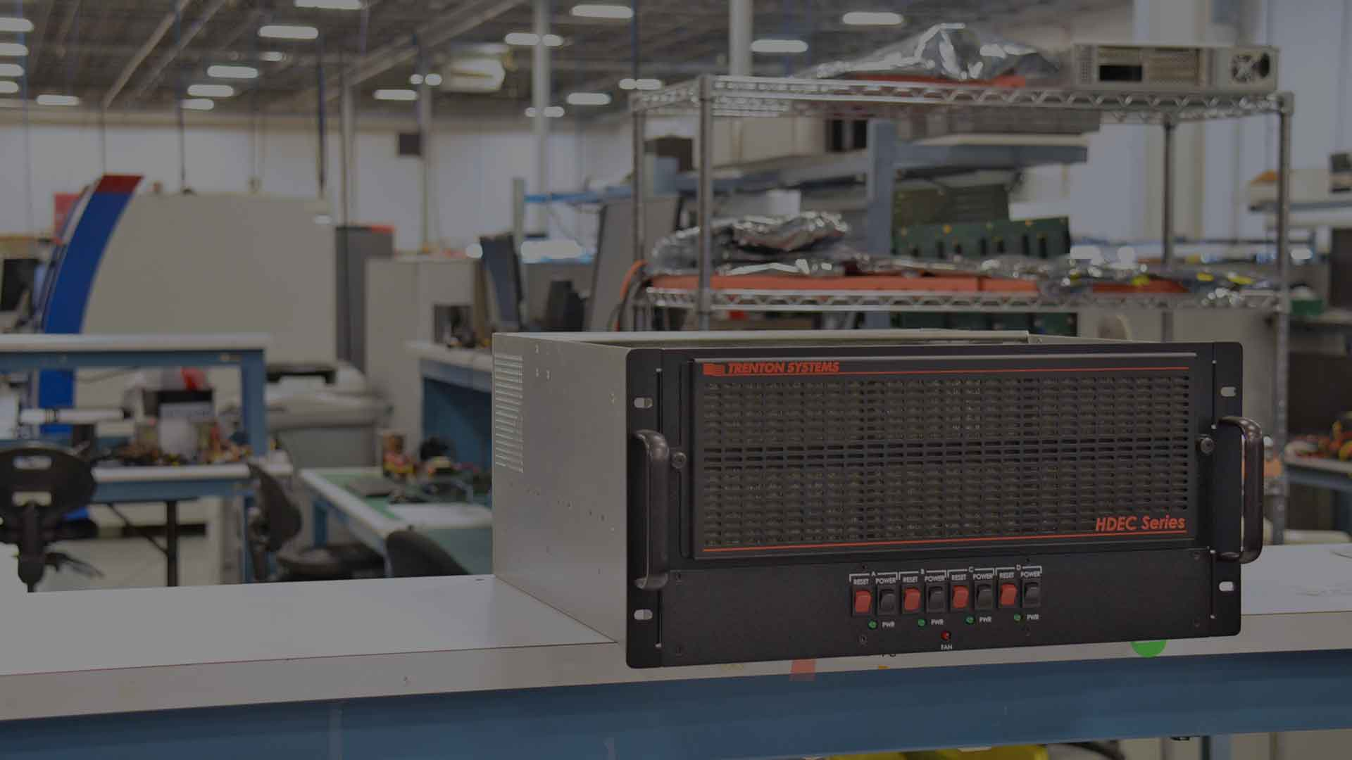 5U Rugged Workstations Hero Banner