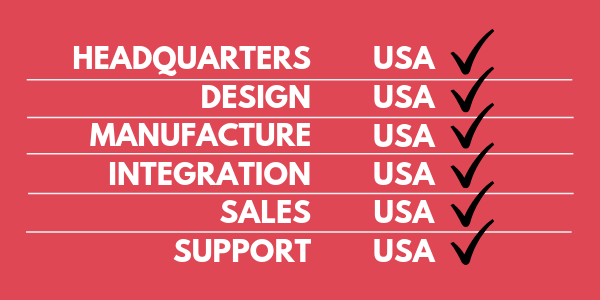 The Six Pillars of a Made in USA Rugged Computer Manufacturer
