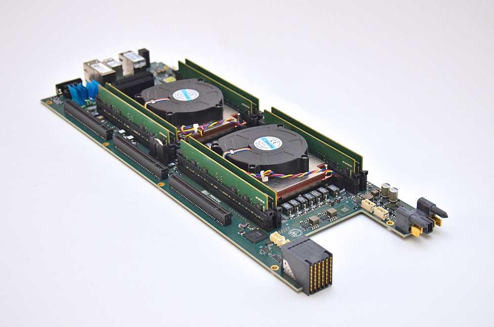 CPU 2U Blade Server Default