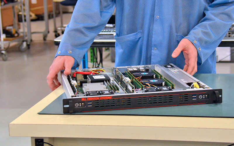 Computers for Aerospace by Trenton Systems