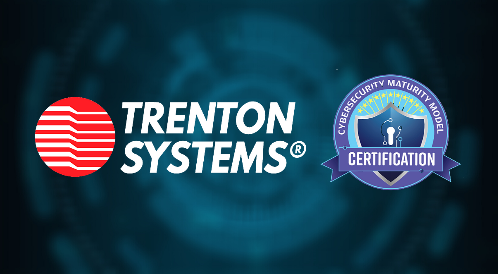 Trenton Systems is achieving its CMMC certification