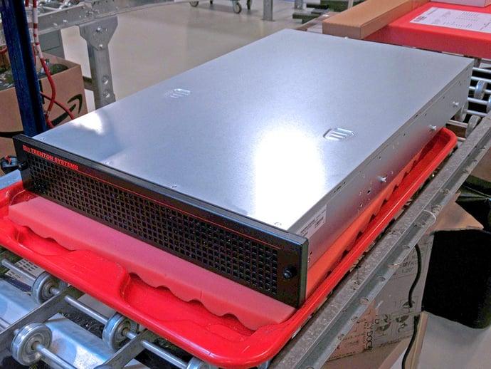 Trenton Systems edge servers, edge computers