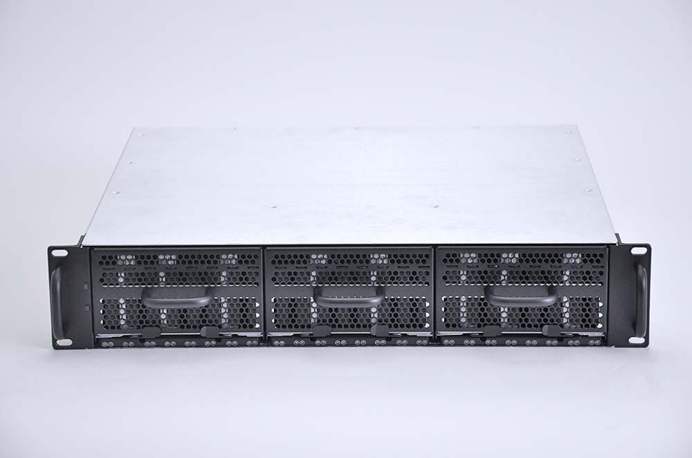 JBOD 24 U.2 NVMe SSDs