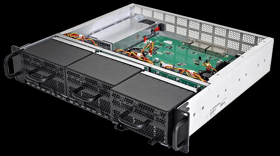 JBOD Rugged Storage System