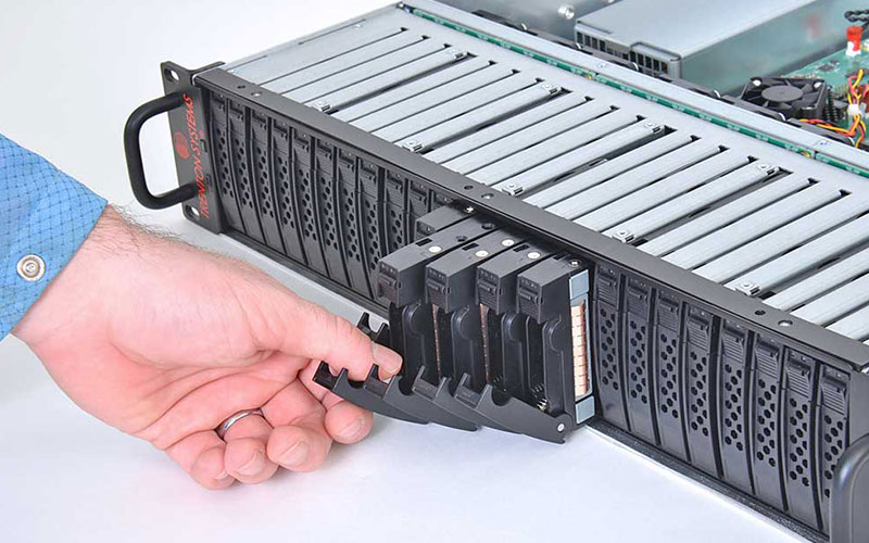 24-drive JBOD Storage Array