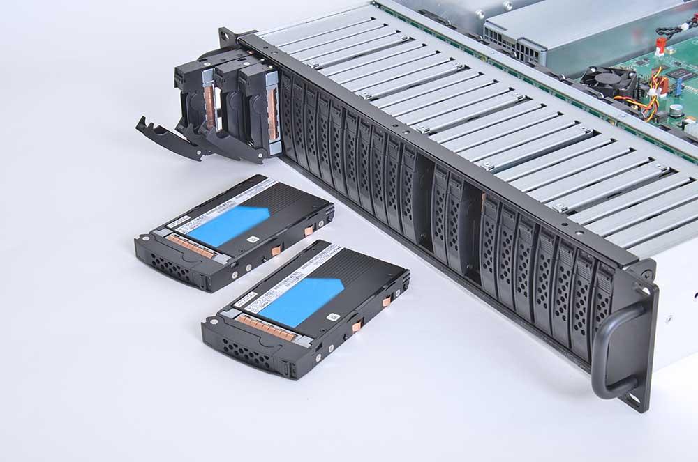 Lightning Fast NVMe SSD Drives
