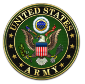 US Army Logo Military Computers