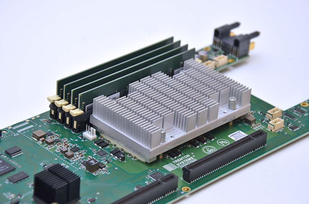 MBK8257 CPU