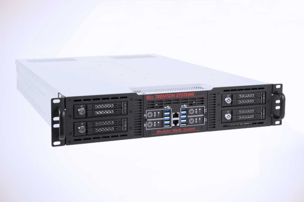 MBS2001 with drives