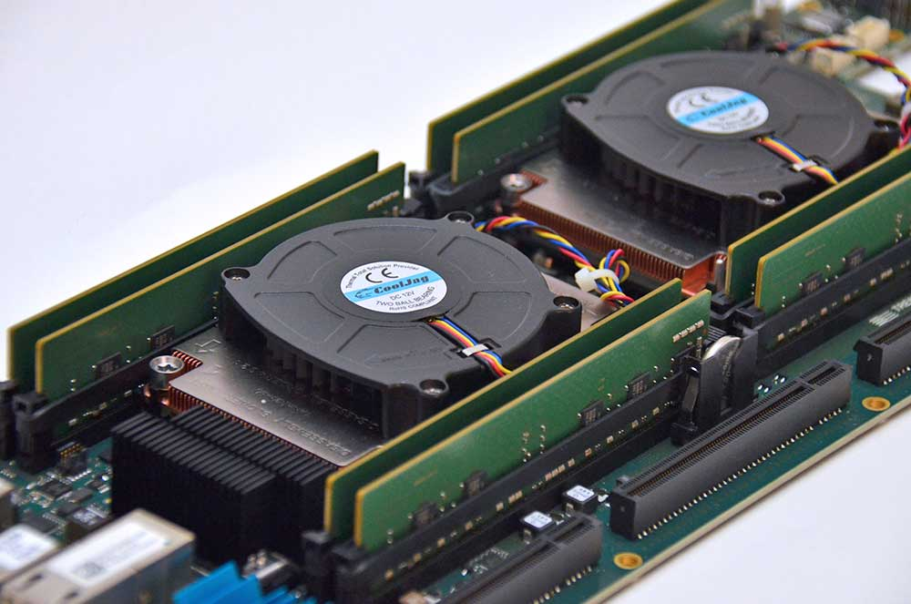 Memory 2U Blade Server Default