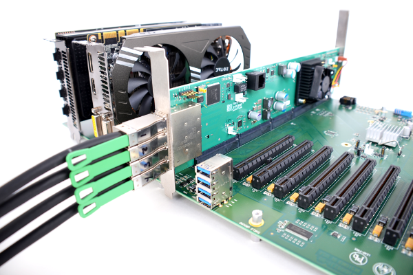 PCIe Slots and Expansion Kits by Trenton Systems