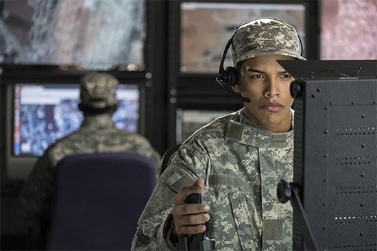 Military Computers Box