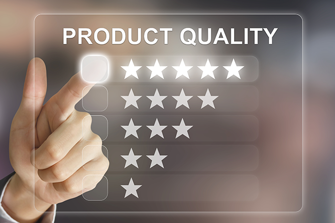 Product Quality Long Life