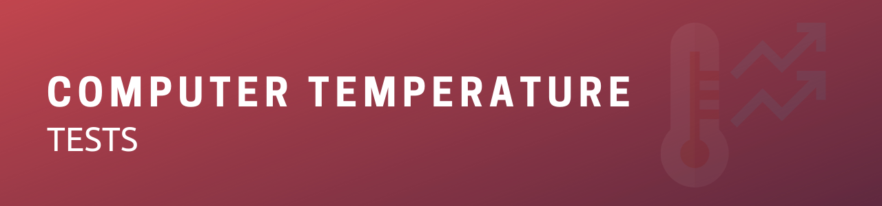 Computer Temperature Tests