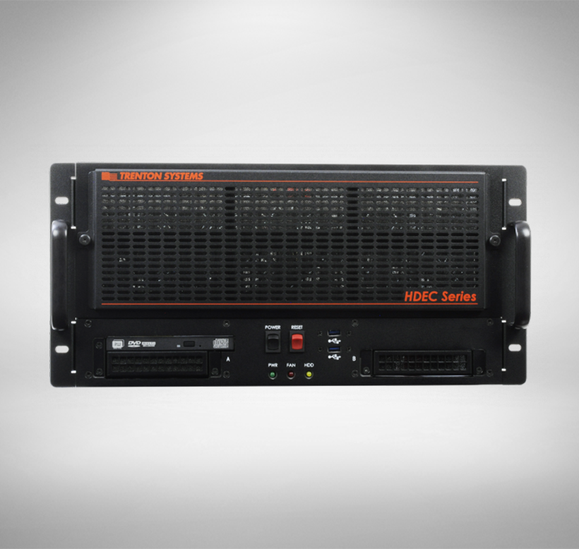 THS5095 Rugged Computer Chassis