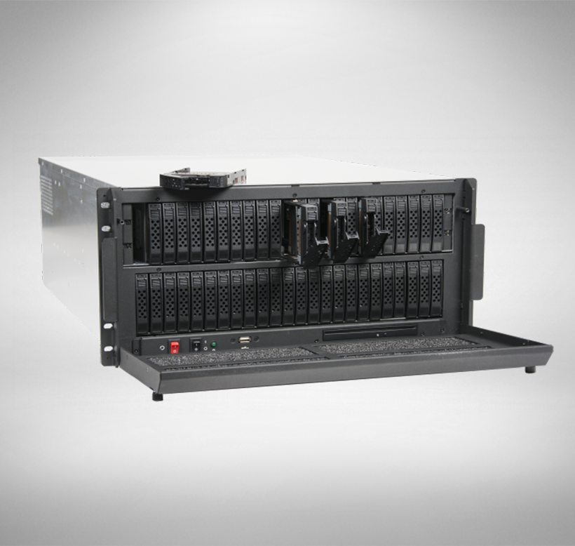 TSS5201 Industrial Computer Chassis