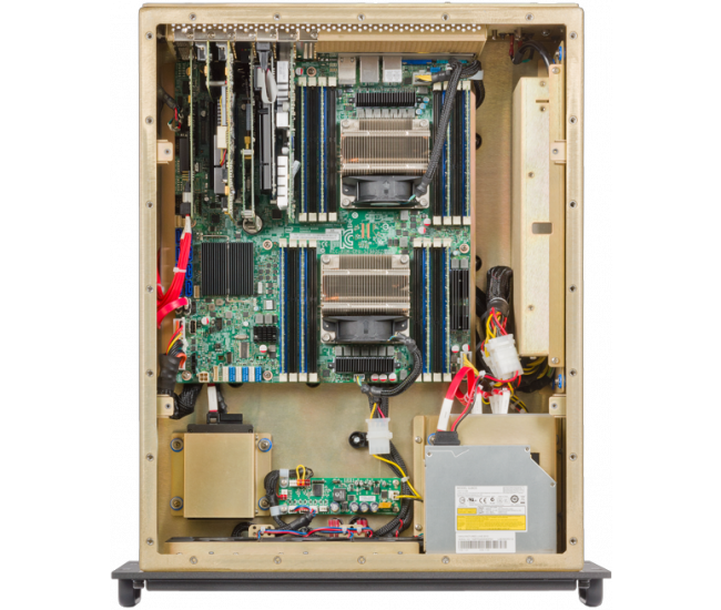 TMS4704 Military Computer Chassis