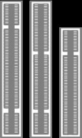 HDB8228 Backplane Slots
