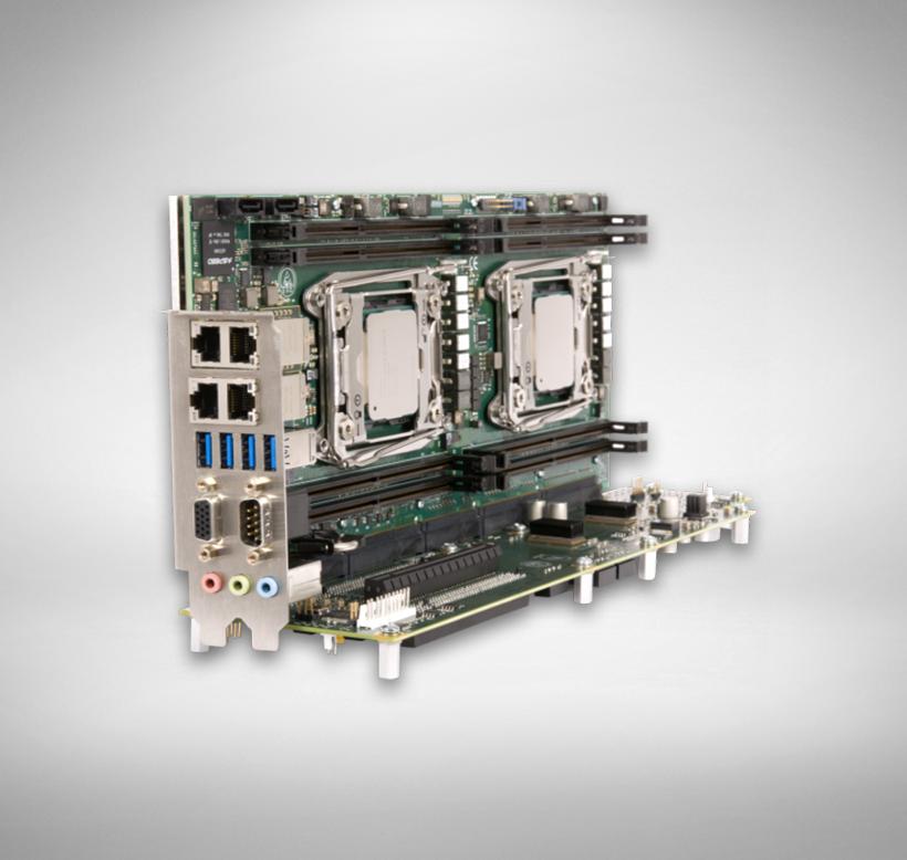 HEP8225 Processor Board