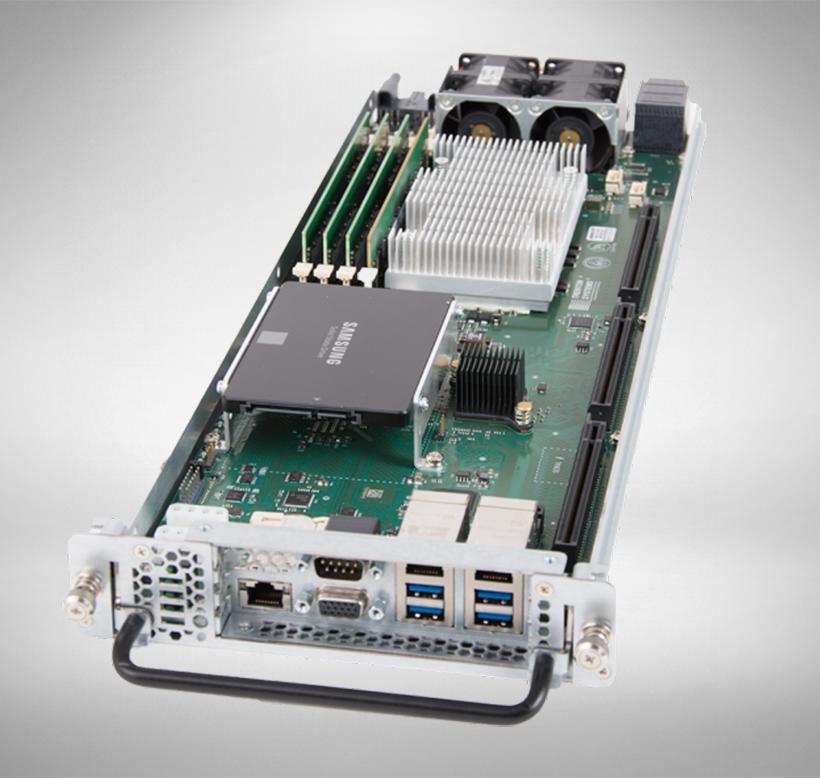 modular blade server