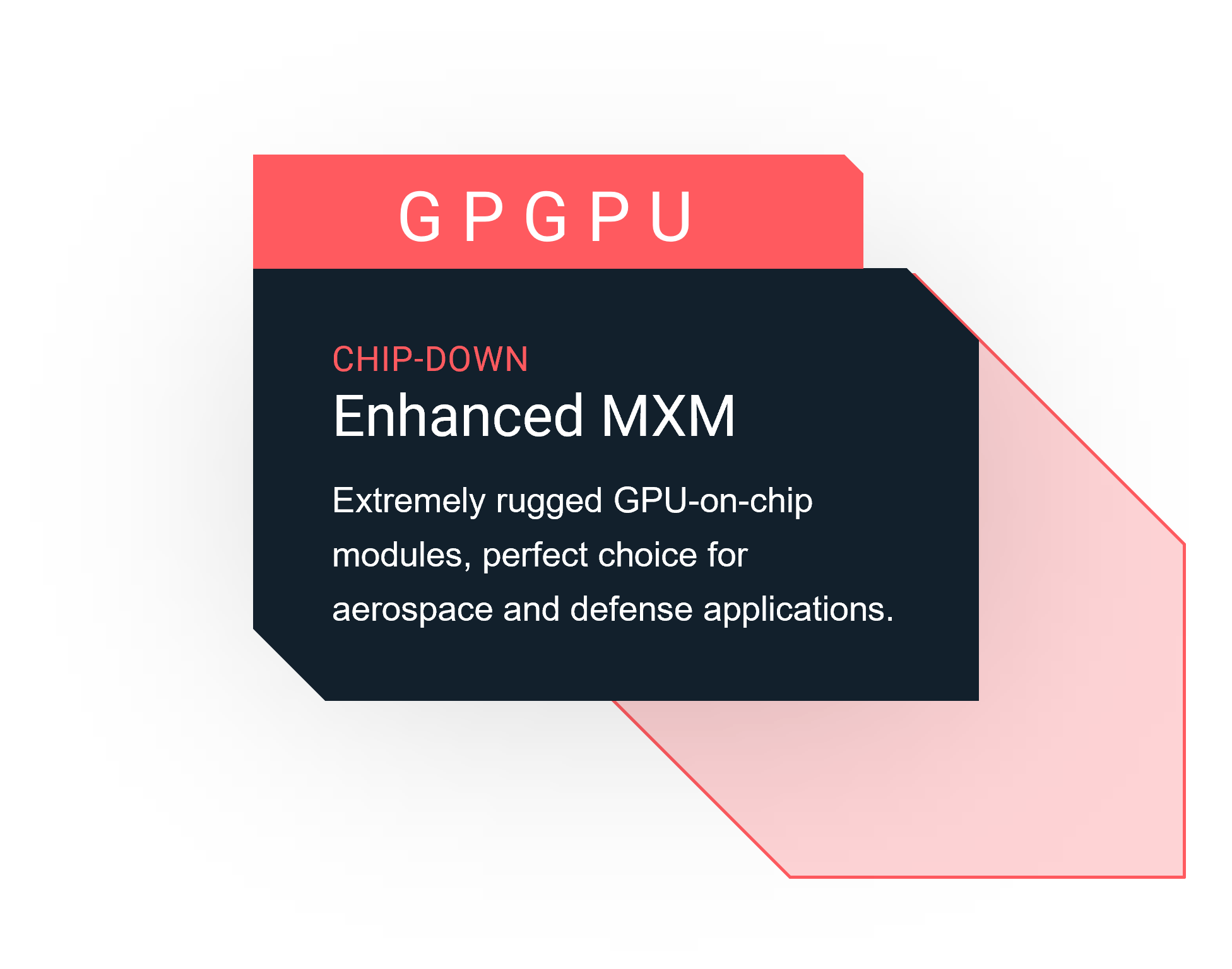 GPGPU MXM Module