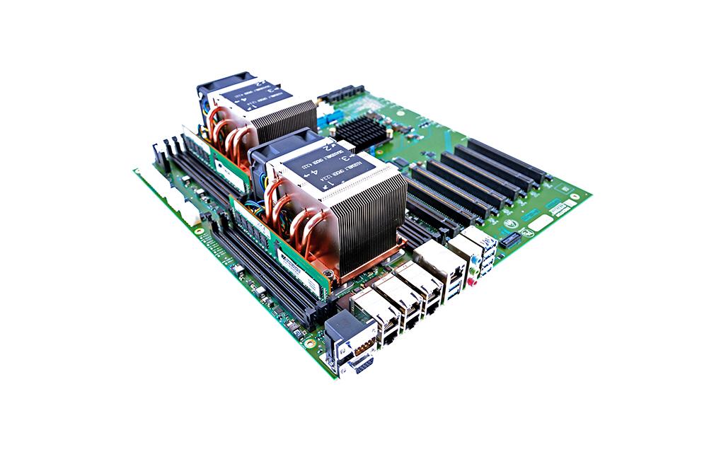 Trenton Systems' SSP8268 Server Motherboard
