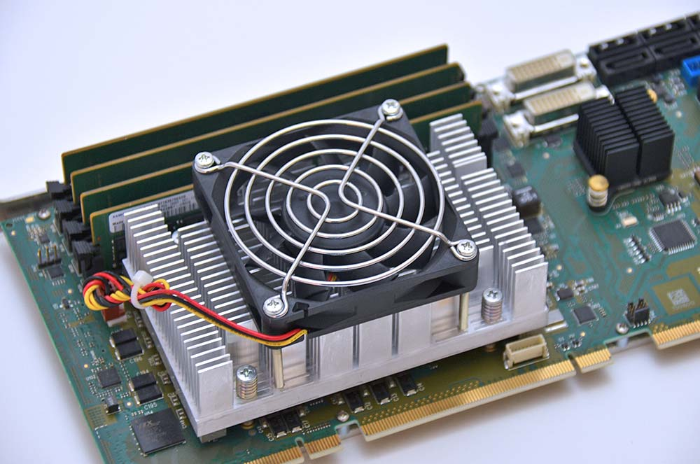 Single CPU Default