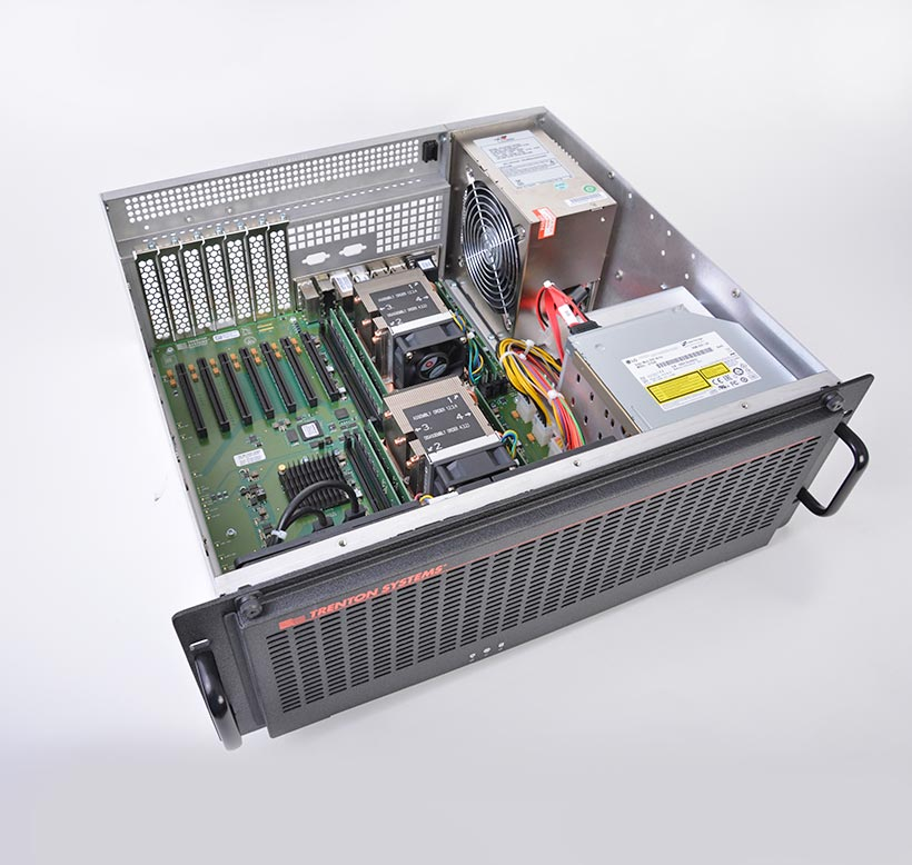 THS4086 Motherboard Highlight