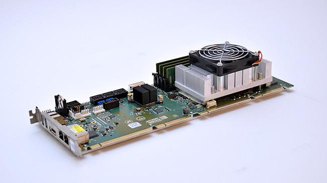 TKL8255 processor board