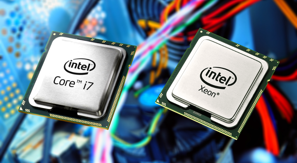 Intel Core and Intel Xeon CPUs
