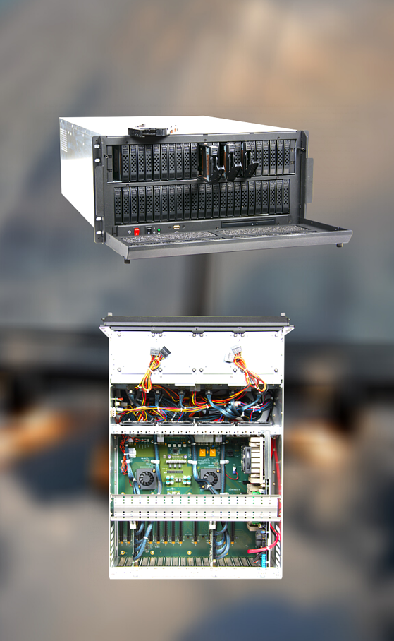 Trenton Systems Rugged Storage Servers for Military