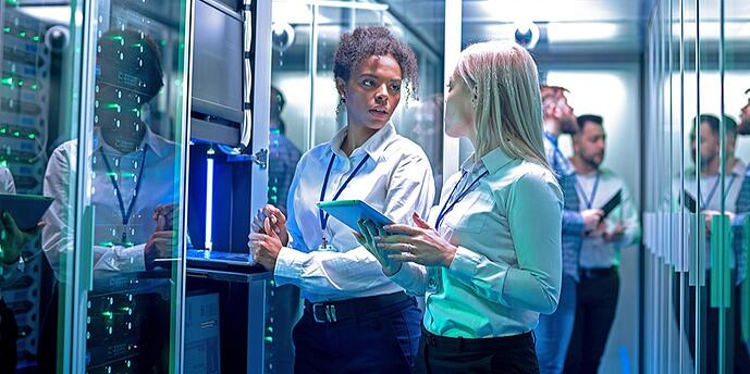 data center admins opt