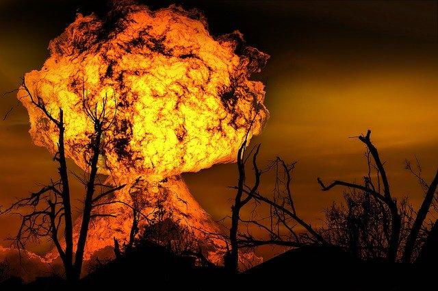 explosion for MIL-STD-810 explosive atmosphere test