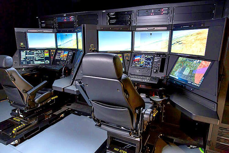 General Atomics' Certifiable Ground Control Station