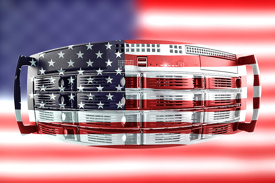 made-in-usa server