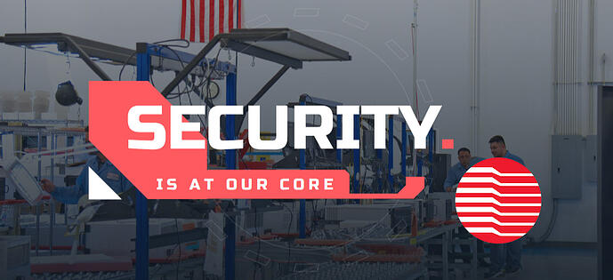 security is at our core final