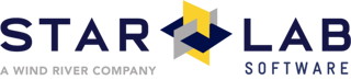 Logo for Star Lab, a Wind River company